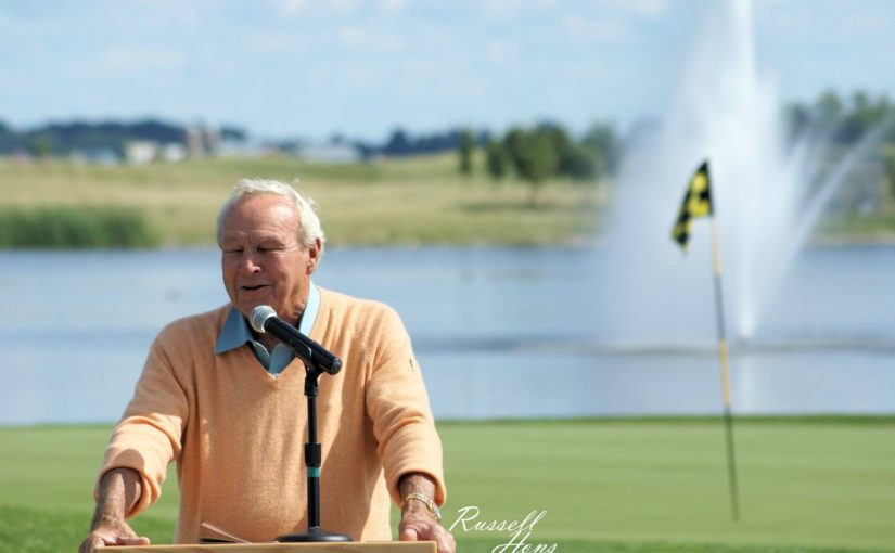 JIM FUGLIE: View From The Prairie — Thoughts On Arnold Palmer