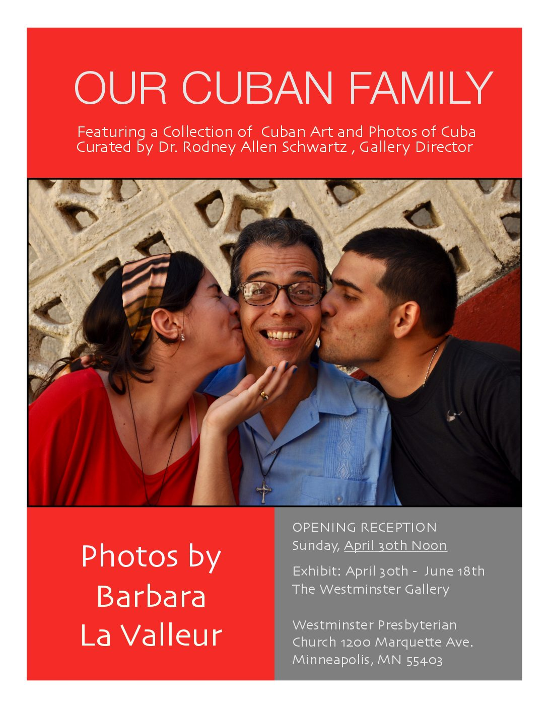 LA VALLEUR COMMUNICATES:  Musings by Barbara La Valleur — Our Cuban Family