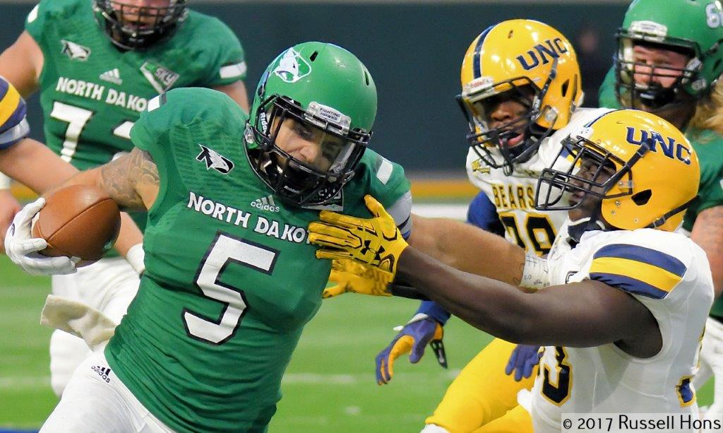 Russ Hons Photo Gallery University Of North Dakota Football Vs Northern Colorado Unheralded Fish